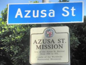 azusa street mission