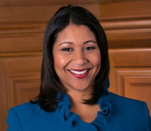 Supervisor London Breed