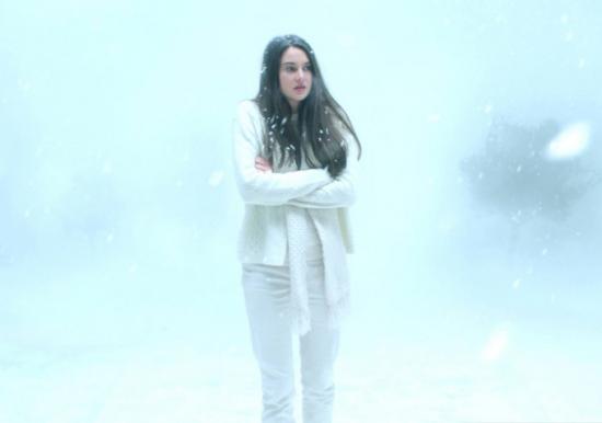 """Shailene Woodley in a scene from """"White Bird in a Blizzard."""""""