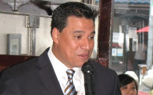City Councilmember Jose Huizar (Rafu Shimpo photo)