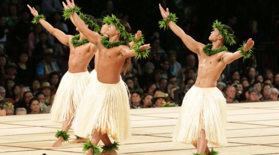 """Hula: Merrie Monarch's Golden Celebration"""