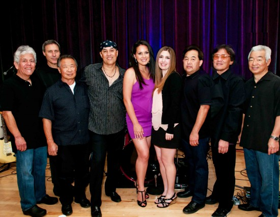 Kokoro covers music from Motown to country, rock and pop; from the hits of the '60s to current Billboard chart-toppers. (Sean J. Mason Photography)