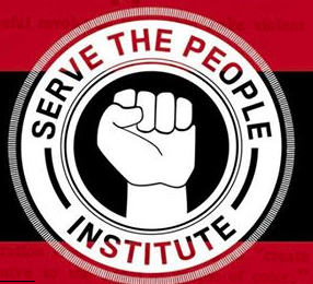 serve the people logo