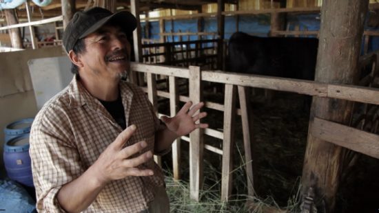 Organic farmer in Fukushima Prefecture describes the scorn he faces trying to sell his produce.