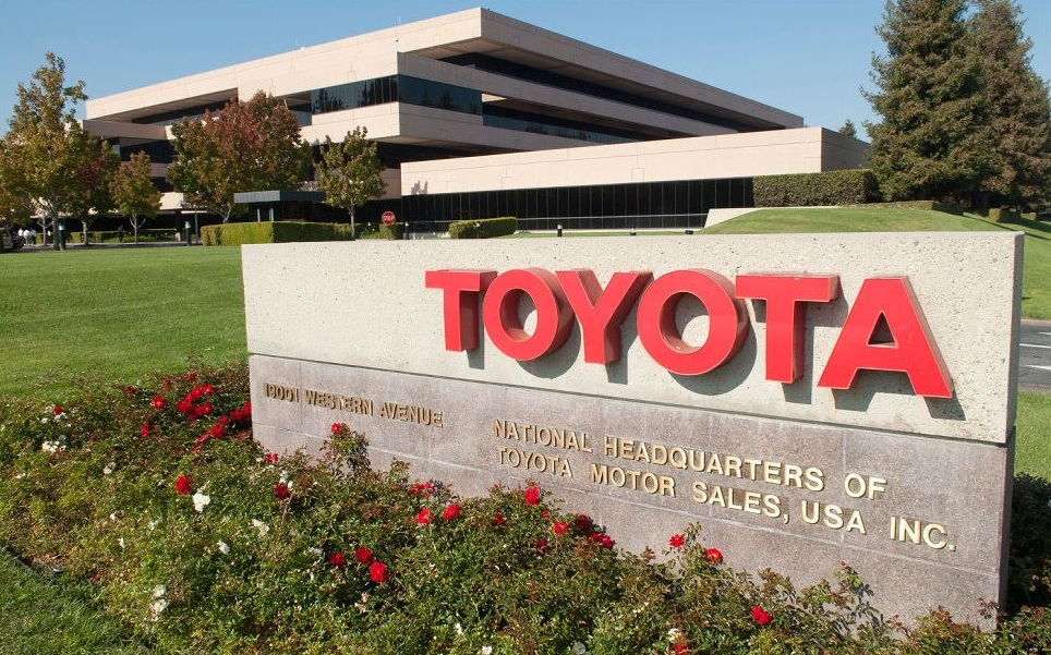Toyota moving north american hq from torrance to texas for Toyota motor north america inc plano texas