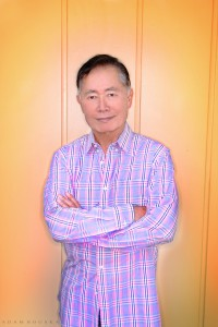 George Takei (Photo by Adam Bouska)