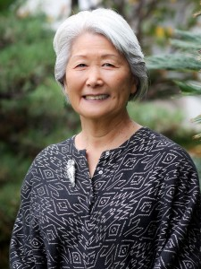 Mary Higuchi (MARIO G. REYES/Rafu Shimpo)