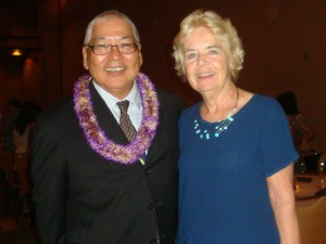 Pieper and Lois Toyama