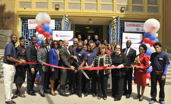 Union Bank - LAUSD Crenshaw Branch May 2014