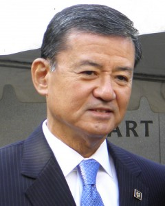 Eric Shinseki (Rafu Shimpo photo)