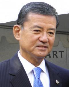 Eric Shinseki (Rafu Shimpo photo)