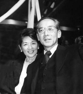 Emma Gee and Yuji Ichioka