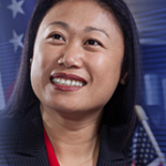 Orange County Supervisor Janet Nguyen