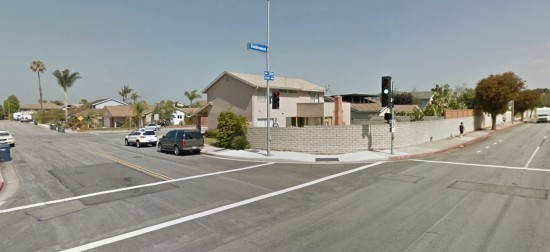 The accident happened at the intersection of Rio Vista Drive and (Google Maps)
