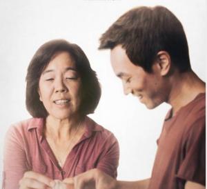 Sharon Omi and Teddy Chen Culver