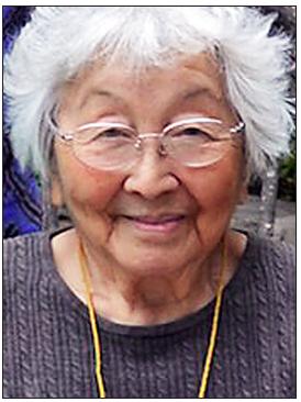 Marjorie Matsushita Sperling