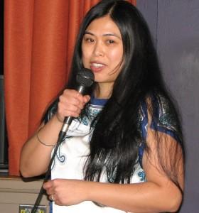 AASC Assistant Director Melany de la Cruz
