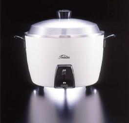 Toshiba's RC-10 rice cooker.