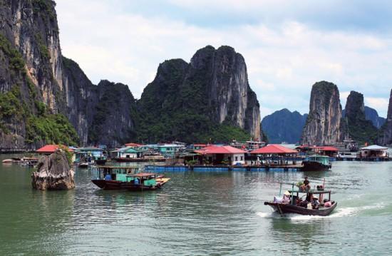 Ha Long Bay RGB