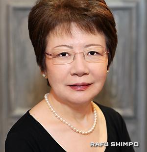 元カリフォルニア第一勧業銀行で女性初の取締役兼副頭取を務め、現在、次世代リーダーを育てる非営利団体GOLDの代表としても活躍する建部博子さん