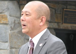 GFBNEC Chairman Bill Seki