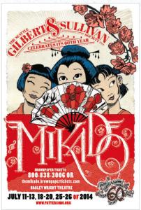 mikado poster