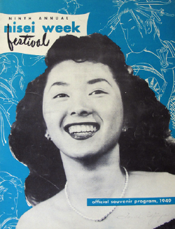 nisei week cover