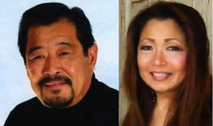 Gary Yamauchi and Carol Tanita