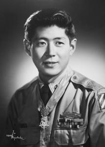 Parade Grand Marshal Miyamura