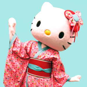 Parade Marshal Hello Kitty