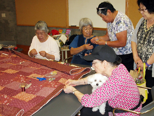 little tokyo library quilters