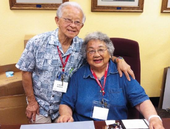 Rev. Saburo and Marion Masada.