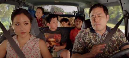 "A scene from ABC's ""Fresh Off the Boat,"" the first network sitcom about an Asian American family in 20 years."