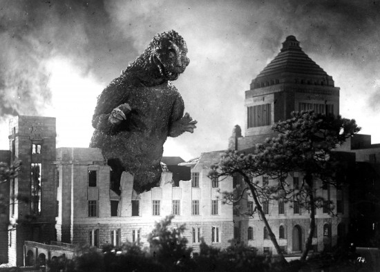 """Both the original """"Godzilla"""" from 1954 and the 2014 American version will be shown."""