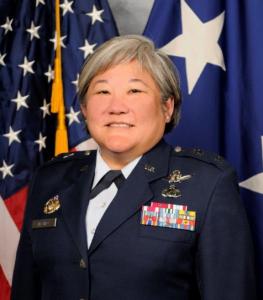 Maj. Gen. Susan Mashiko
