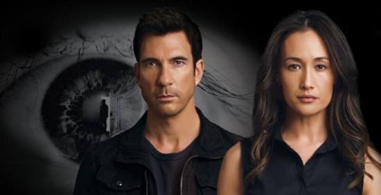 """Dylan McDermott and Maggie Q in CBS' """"Stalker."""""""