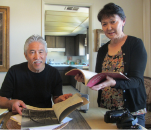 Filmmakers Steve and Patti Nagano