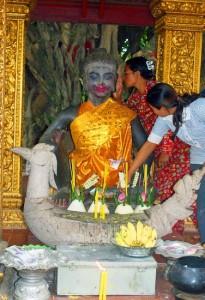 Photo taken in Siem Reap, Cambodia by Genie Nakano