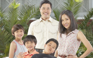 "The cast of ABC's ""Fresh Off the Boat."""