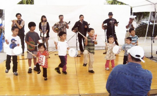 Performers of all ages will provide entertainment at the bazaar.