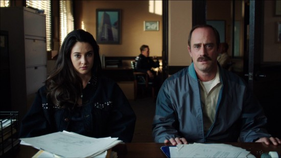 Shailene Woodley and Christopher Meloni star in White Bird In A Blizzard. Available On Demand and iTunes this Thursday.