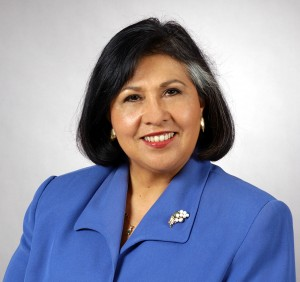 Supervisor Gloria Molina