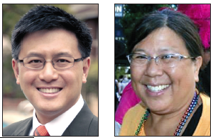 State Controller John Chiang was elected state treasurer and Board of Equalization member Betty Yee will be the new controller.