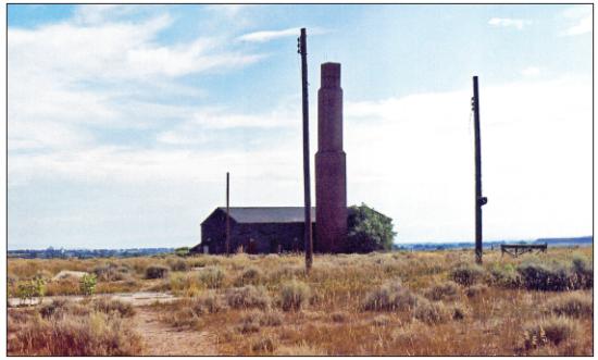 heart mtn chimney