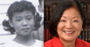Sen. Mazie Hirono was brought from Japan to Hawaii at the age of 7.