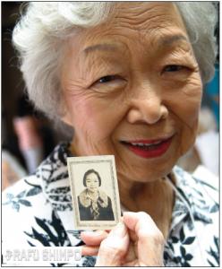 Isabel Watanabe Ishihara from Calexico. (MARIO G. REYES/Rafu Shimpo)