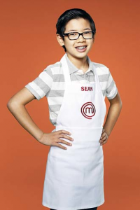 "Sean Lee is a finalist on Fox's ""MasterChef Junior."""