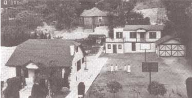 Shonien, Los Angeles, circa 1925 (National Park Service)