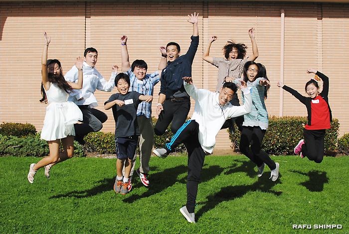2009年にJSPACC内に発足したシブリング会。現在、12歳から22歳の19人の会員が在籍している