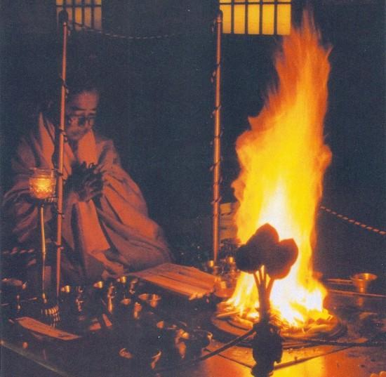 koyasan ritual
